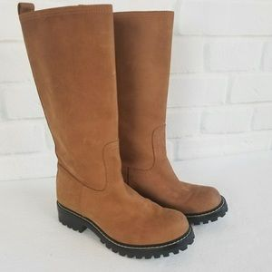 SALE! Marc Jacobs brown winter boots